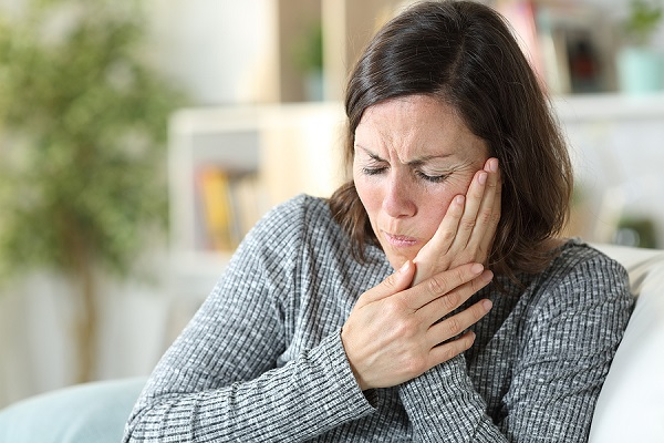 TMJ Jaw Pain
